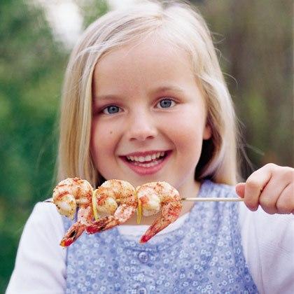 Shrimp on a Stick Recipe