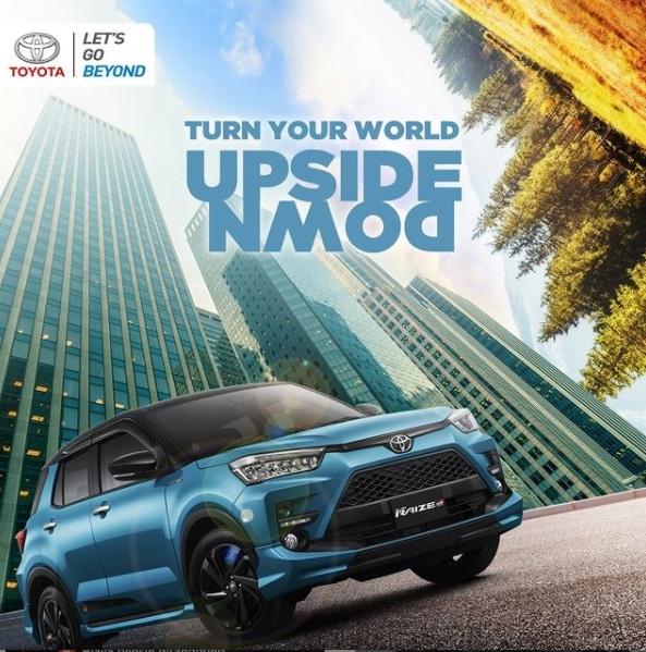 Harga Toyota Raize