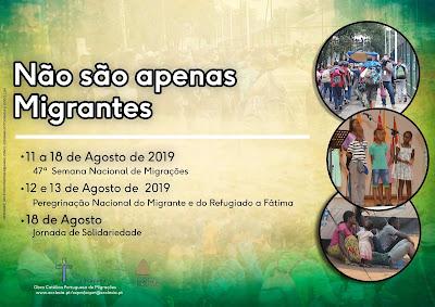 Semana Nacional do Migrante