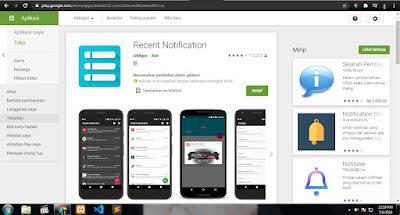 Aplikasi untuk melihat pesan dihapus wa