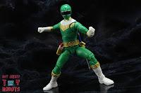 Power Rangers Lightning Collection Zeo Green Ranger 20