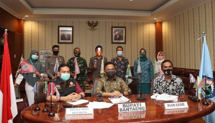 Inovasi Saskia Bantaeng Masuk Top 99 Pelayanan Publik Indonesia