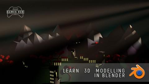 Udemy – blender 2.8 game vehicle creation