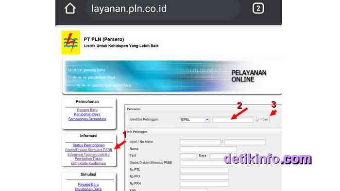 Layanan online PLN cek subsidi listrik