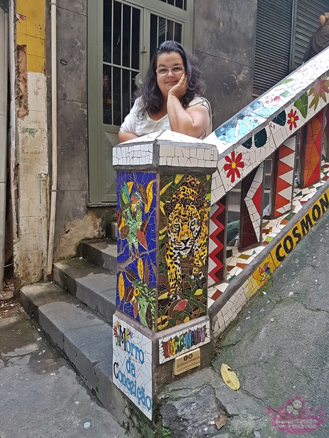 Escadaria do Morro da Conceição
