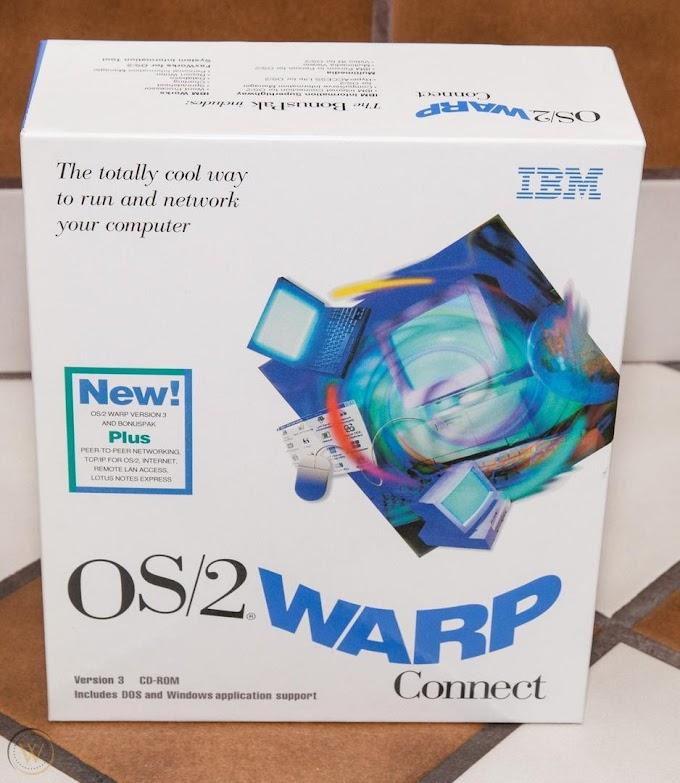 OS/2 Warp Connect