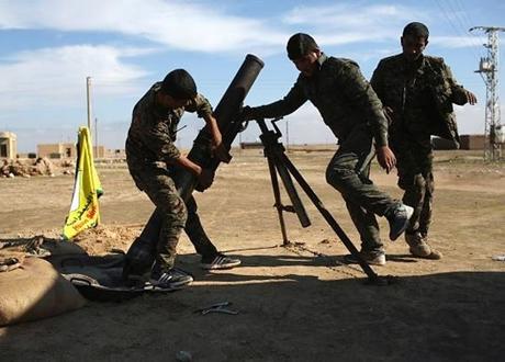 Raqqa Suriah Akan Dibebaskan Sepenuhnya dari ISIL dalam 2-3 Hari