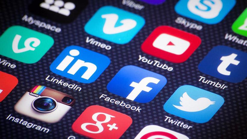 Blogger İçin Sosyal Medya Widget'ı