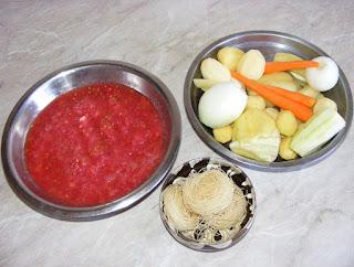 legume pentru supa de rosii, mancaruri cu legume, retete cu legume, preparate din legume, retete culinare, preparate din legume,