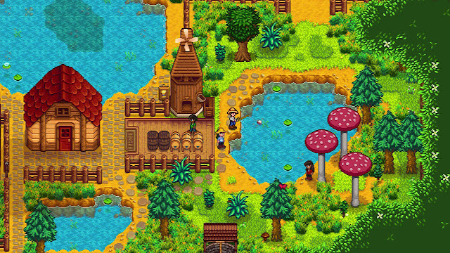 STARDEW VALLEY : Official Game Direct Free Download