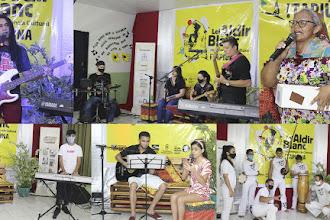 OSC CEACRI promove Live Espaço Cultural Ceacri