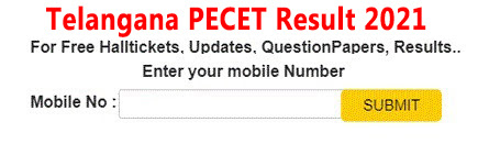 TS pecet Results 2021