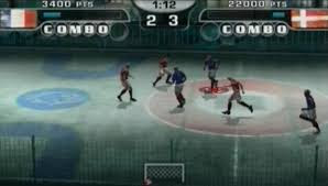 Free Download Games Fifa Street II psp for pc Full Version ZGASPC