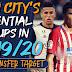 Man City vs Huddersfield possible line up