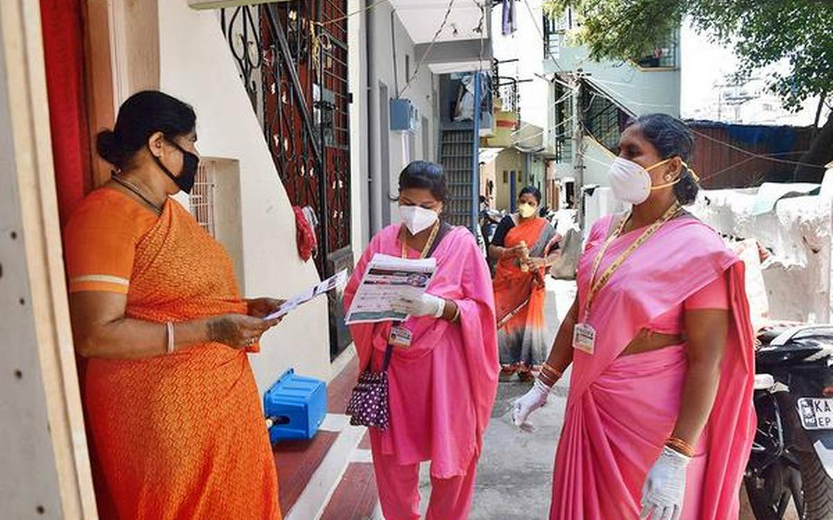 Modi's 'thaali bajao' proved to be clever smokescreen to hide ASHA workers'  plight