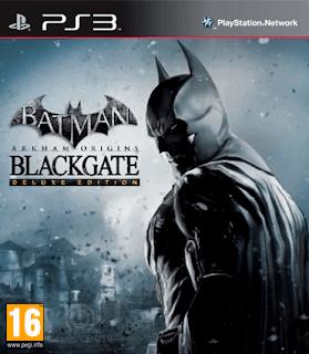 BATMAN ARKHAM ORIGINS BLACKGATE DELUXE EDITION PS3 TORRENT