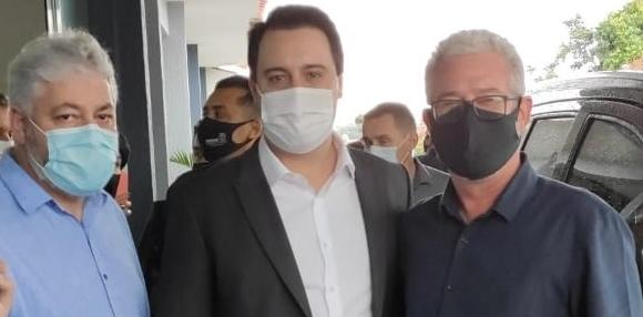 """""""Vamos estreitar laços"""", diz o pré-candidato João Gluchak"""