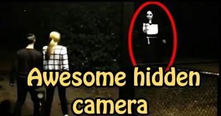 كاميرا خفية مرعبة من شوارع  امريكا