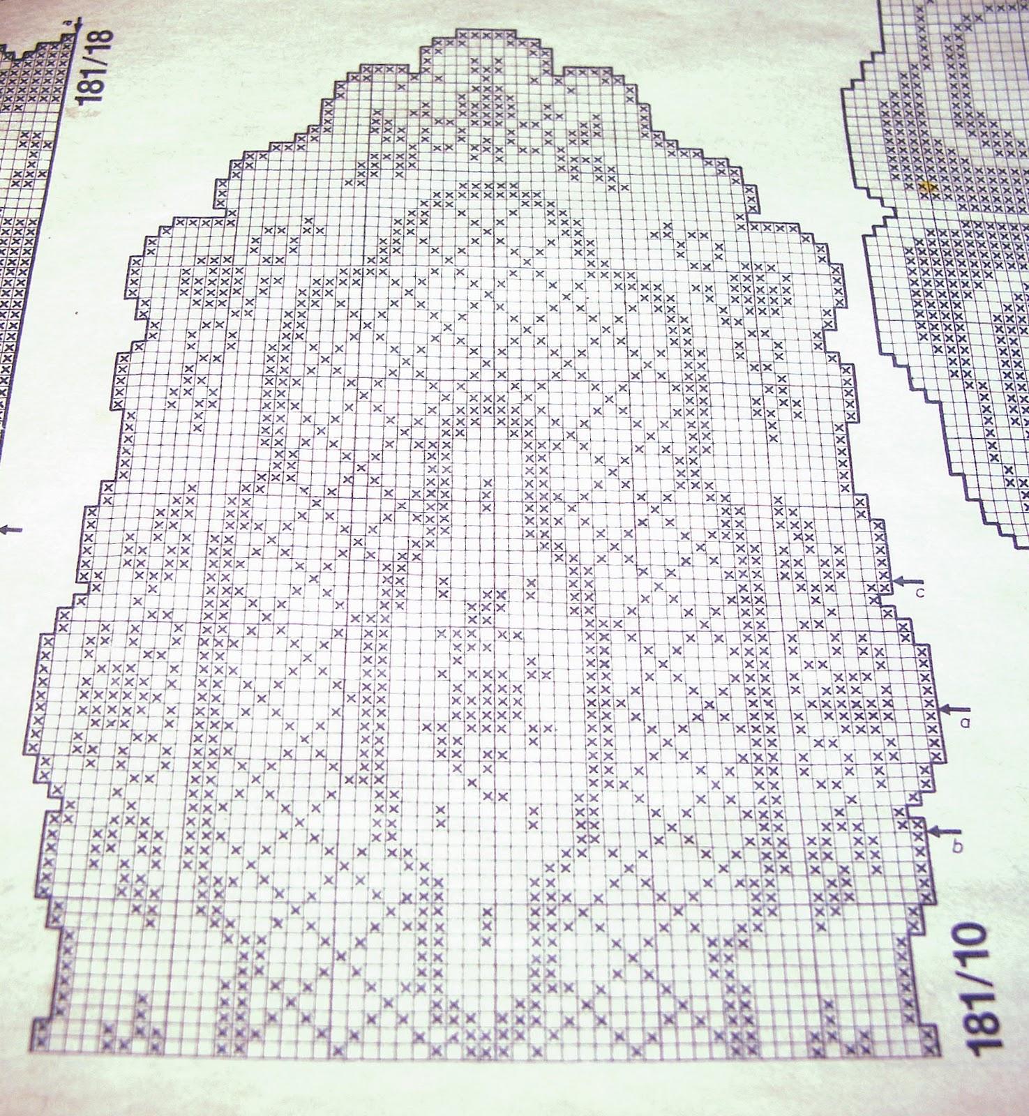 Ghasals Kreativblog Filethäkeln Muster Vorlagen