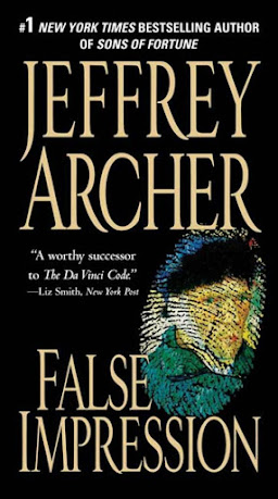 Jeffrey Archer's False Impression Book Review