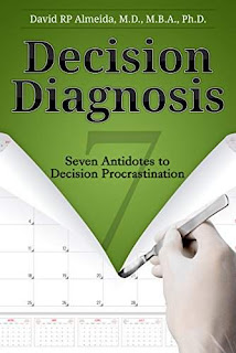 Decision Diagnosis: Seven Antidotes to Decision Procrastination by David Almeida