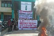 Kantor HMI Cabang Banda Aceh Disegel