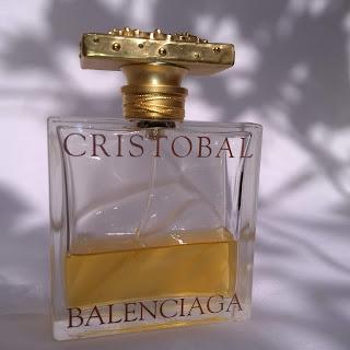 Orientalne perfumy Balenciaga