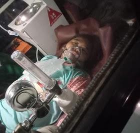 Gadis 10 Tahun Di sekernan Butuh Biaya operasi Rp.70 juta akibat Tabrakan