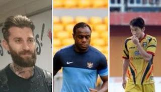 Persib Perkenalkan 3 Pemain Baru: Bojan Malisic, Victor Igbonefo, Oh In-kyun