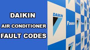 kode error ac daikin, kode error ac daikin inverter