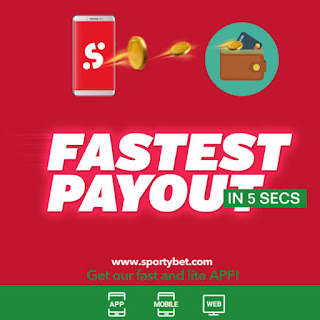 Four Simple Steps on how to payout/Withdraw Money From Sportybet