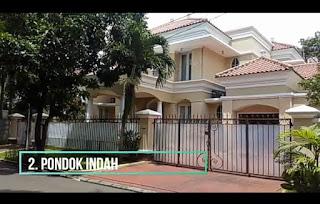 rumah termahal di Indonesia pondok indah