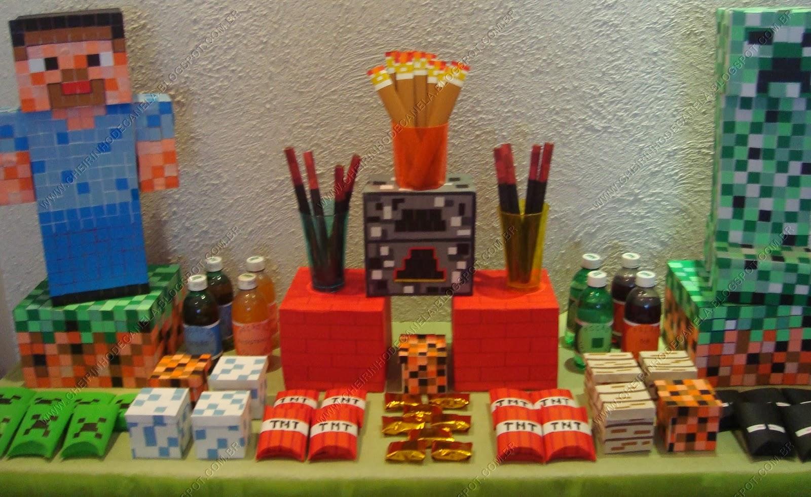 Letras Minegraft Fazendo A Nossa Festa: Cheirinho De Canela