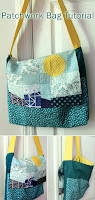 Patchwork Messenger Bag Tutorial