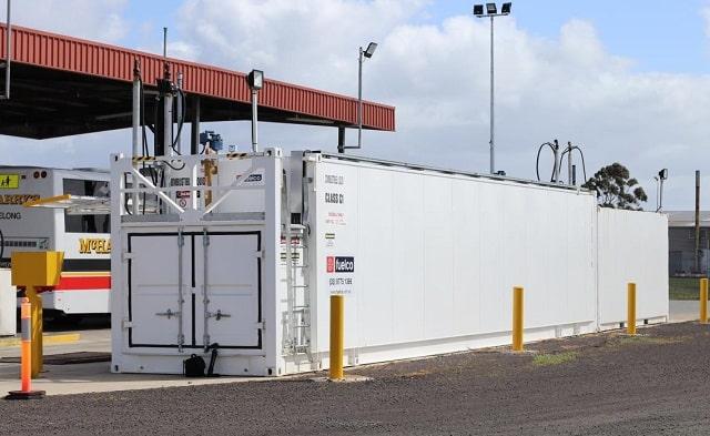 self bunded fuel tanks technology