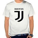 Kaos Distro Bola Juventus SK64 Asli Cotton