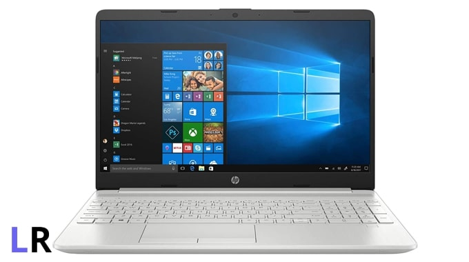 HP 15s DU3047TX - The Best Cheap, Powerful, and Feature-rich HP laptop for Programming and beginner-friendly gaming