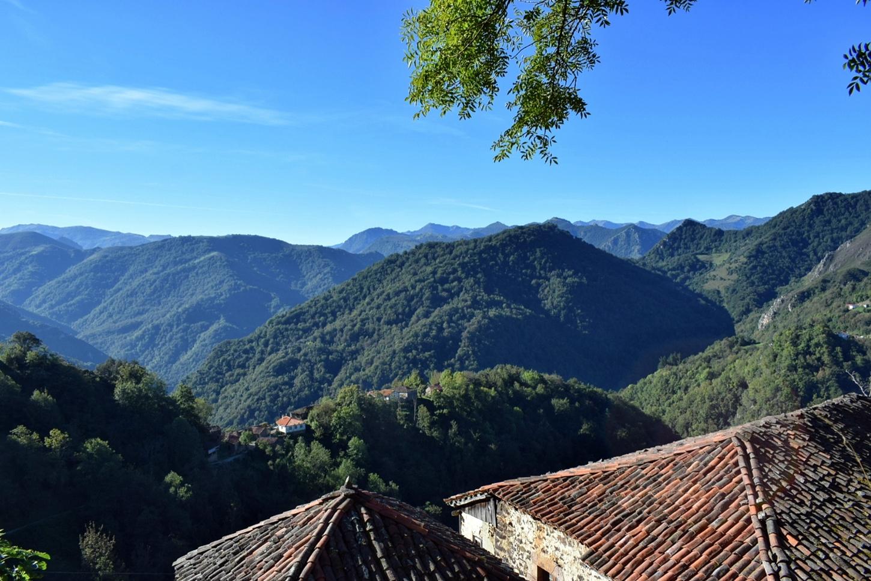 vistas altas pueblo quintanal