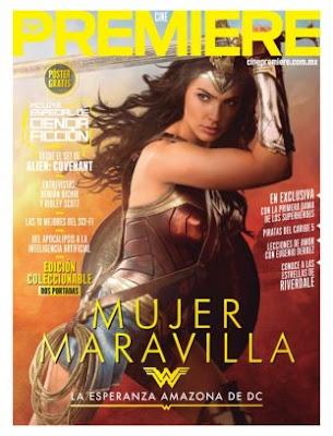 Revista Cine Premiere México - Mayo 2017