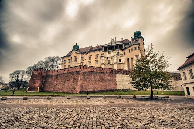 Castello reale del Wawel-Cracovia