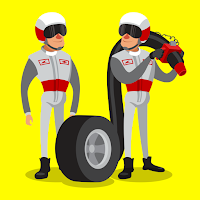Idle Pit Stop: Tycoon Racing Manager Mod Apk