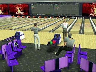 PGA Tour Bowling 2001 Dreamcast