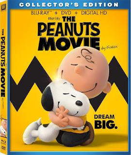 The Peanuts Movie Sale
