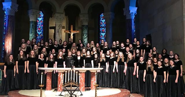 Η «Bella voce young women choir» της Μινεσότα και το Μουσικό σχολείο Αργολίδας συμπράττουν στο Ναύπλιο