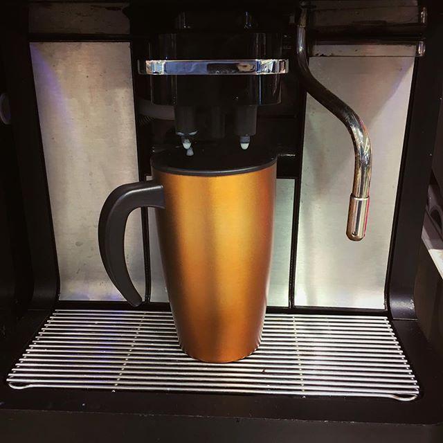 Ta med din egen kaffekopp. Foto: Andrea Hegdahl Tiltnes