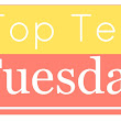 Top Ten Tuesday - Popular Authors I've Never Read