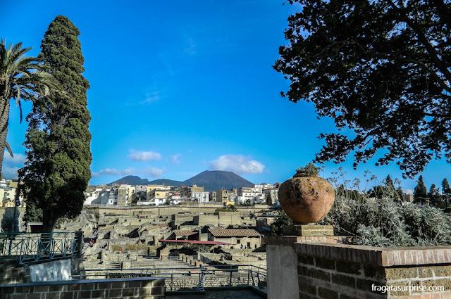 Sitio Arqueológico de Herculano