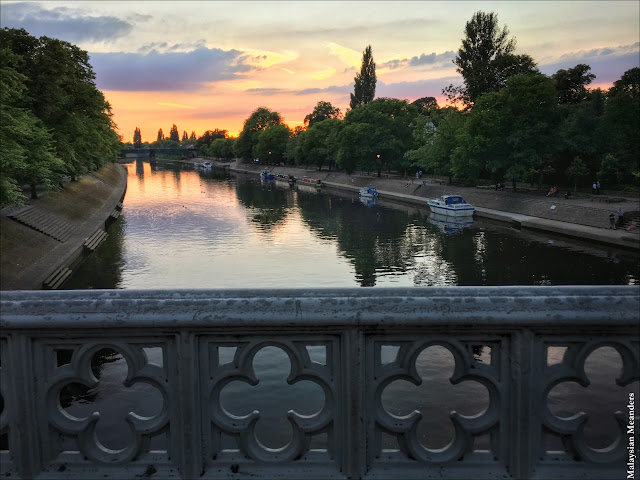 York, England, River Ouse
