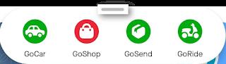 Cara Beli / Isi Ulang Pulsa dan Paket Data Online di Gojek