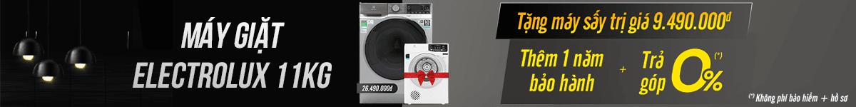 Đánh giá chung, máy giặt Electrolux EWF1141SESA với thiết kế màu sắc sang trọng, hiện đại cùng các tính năng vượt trội chắc chắn sẽ không làm bạn thất vọng với giá tiền đã bỏ ra.